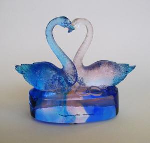 Zamilované labutě